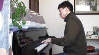 巴赫《G弦上的咏叹调之四》龚井钢琴即兴