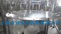 上海众冠ZLD-2A(3L)全自动自立袋灌装旋盖机,适用于带吸嘴自立袋