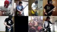 75个人合作的摇滚版卡农Canon Rock