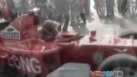 [拍客]牛人兄弟用废旧物资打造F1赛车