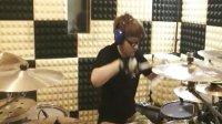 【鼓】DrumCover-Muse-Time is running out-李昊