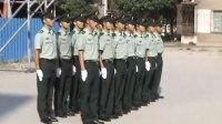 龙海二中2010级高一新生军训
