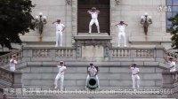 美国海军军官学校USNA集体恶搞翻拍鸟叔PSY神曲《江南Style》火爆网络!
