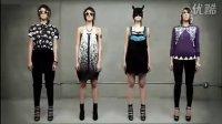 【ByW10】时尚美女!这虽然只是一首歌,但是演唱者却传遍了所有时尚的衣服 太beautiful了