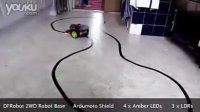 3PA寻线机器人