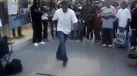 街头艺人-超强的踢踏舞