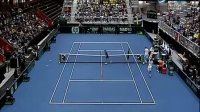 2010 Davis Cup 瑞典VS意大利 索德林VS伯莱里 PART 2