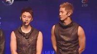 【韩语中字】110215 tvN 明星档案-2PM迷你音乐会