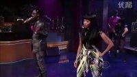【最新现场】Nicki Minaj and will.i.am - Check It Out