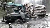 Ural-4320 军车 越野
