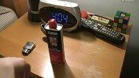 【魔王分享】怎样为zippo打火机加油