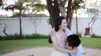 【莎乐美海外婚礼】Weiye Li&Lijun Yang 巴厘岛皇家珊楚安婚礼