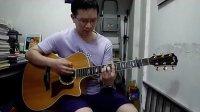 雷震吉他教学  Jason Mraz -  Im Yours 吉他伴奏讲解视频