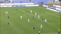 10-11意甲拉齐奥1-0桑普多利亚