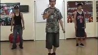 北京CK舞团Breaking教学,Toprock (2)