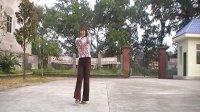 zhanghongaaa广场舞 蒙古人 广场舞教学版