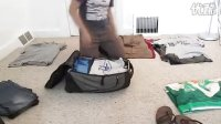 如何节省空间打包你的旅行袋