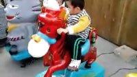 骑骏马的2.9岁