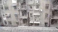 情人节 飘雪 南京