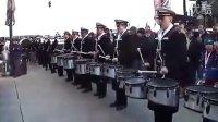 美国陆军军鼓乐队VS美国海军军鼓乐队