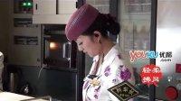 """[拍客]成灌高铁 最美""""动妹"""":青春靓丽!"""