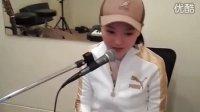 蔡淳佳自弹自唱《蝴蝶》送歌迷