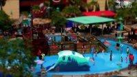 神奇的延时移轴摄影:佛罗里达水族馆