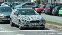 全新一代BMW F30   F31 Touring谍影