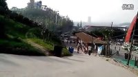 IPS电动独轮车 重庆洋人街爬坡测试  超大陡坡轻松完成