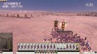 《罗马2:全面战争》联机投石车野战马其顿