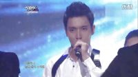 【水叮噹】高清.110805音乐银行.SJ_Comeback_Stage-Superman