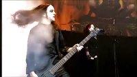 最给力的黑金属乐队摇滚演唱会 Cradle Of Filth 2006