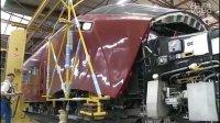 法国阿尔斯通AGV高铁的制造 - 车头