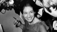 女高音Maria Callas -Quando Me'n Vo漫步街上