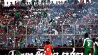 Asian football supporters  Indonesia vs China