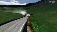 rFactor YASHUU downhill drifting山路甩尾