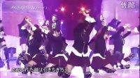 『ハッピーMusic』 2010.10.29 AKB48 Beginner(大島優子ver.)