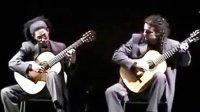 巴西吉他二重奏 - Brasil Guitar Duo perform Piazzolla