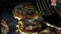 韩国料理师资格证培训(28)——香菇饼,包肉鸡蛋烧