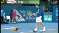 Sydney.2011.Final.Simon.v.Troicki.set1.highlights