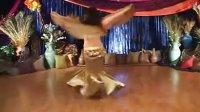 Aziza - Oriental Dance With Veil-送音乐堡李木子