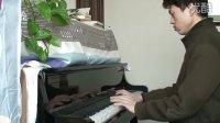 巴赫《G弦上的咏叹调之二》龚井钢琴即兴