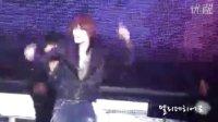 [最强自拍]101012 JYJ Showcase in Seoul-Ayyy Girl 在中自拍