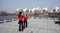南陵广场双人舞恰恰恰 美丽的蒙古包