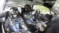 车王也失手-2010肯座SS8 WRC西班牙撞树