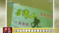 台湾桃园警察破获兼职卖淫团伙 101218 汇说天下