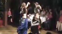 《i 部落岛 -肚皮舞》 2010  柔美的ATS 双人舞