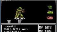 FC游戏机甲战士重装机兵最后诺亚及通关视频