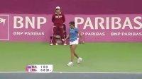 2011 Fed Cup 俄罗斯VS法国 库兹涅佐娃VS拉扎诺
