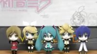 Hatsune Miku And Others Vocaloids